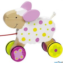 Tahací hračka - Ovečka Zuzka Susibelle (Goki)