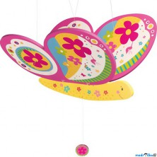 Závěsná hračka - Motýlek Susibelle (Goki)