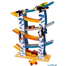 Tobogán - Ledová dráha s tučňáky (Legler)