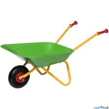 Zahradní kolečko - Kovové, zelené (Rolly Toys)