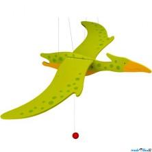 Závěsná hračka - Ptakoještěr (Goki)
