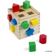 Vhazovačka - Vkládací krabička, Krychle (M&D)
