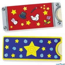 Kouzelník - Kouzelná krabička s mincí, 1ks (Goki)