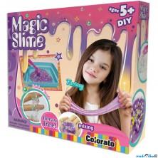 Výtvarná sada box - Magický sliz + duhové kuličky
