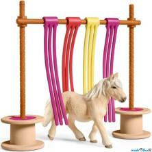Schleich - Jezdecký klub, Fáborkový závěs pro poníky