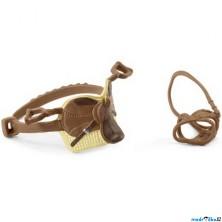 Schleich - Koňský postroj, Sedlo a uzda Sarah a Mystery