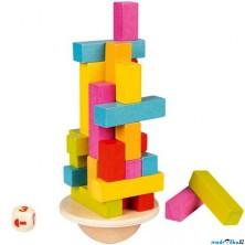 Motorická hra - Balancující tančící věž (Goki)