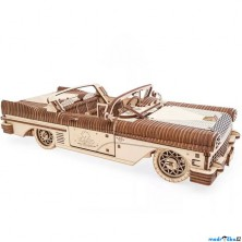 3D mechanický model - Auto Dream Cabriolet VM-05 (Ugears)