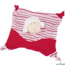 Plyšová hračka - Usínáček, Červená ovečka ('cause)