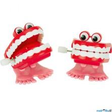 Drobné hračky - Natahovací klapající zuby (Goki)