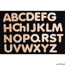Hrací stěna - Dílky abeceda 9cm, 89 dílků