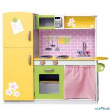 Kuchyň - Kuchyňská linka Lily (Woody)