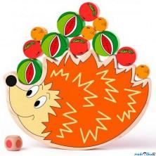 Motorická hra - Balanční ježek (Woody)