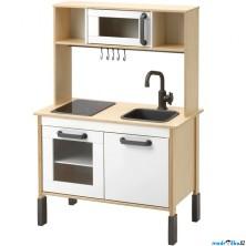 Kuchyň - Dětská kuchyňka DUKTIG (Ikea)