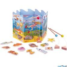 Magnetický rybolov - Životní prostředí (Goki)