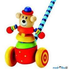 Jezdík na tyči - Medvěd (Bino)