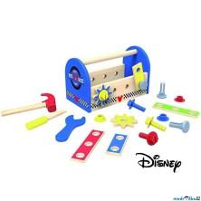 Malý kutil - Mickeyho dřevěné nářadí v boxu (Disney Derrson)