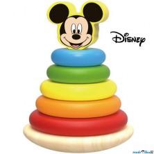 Skládačka - Káča, Pyramida velká Mickey Mouse (Disney Derrson)