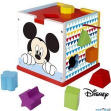 Vhazovačka - Vkládací krabička, Mickey Mouse (Disney Derrson)