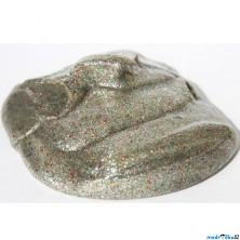 Inteligentní plastelína - třpytící, Zvonek
