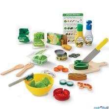 Kuchyň - Kompletní set na přípravu salátu (M&D)