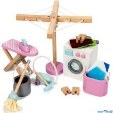 Nábytek pro panenky - Prádelna (Le Toy Van)