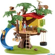 Schleich - Farma, Dobrodružný dům na stromě