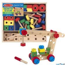 Stavebnice montážní - Konstruktér, 48 dílů (M&D)
