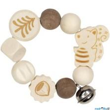 Chrastítko - Kroužek korálkový, Veverka přírodní (Heimess)