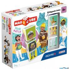Geomag - Magicube, Mix&Match 6 kostek