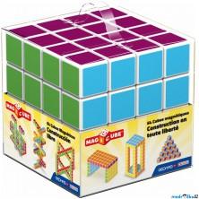 Geomag - Magicube, Free building 64 kostek