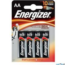 Baterie AA/LR6 ENERGIZER Alkaline Power 4ks