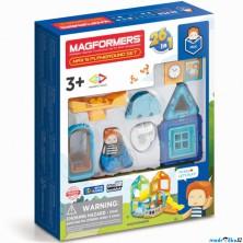 Magformers - MINI Maxíkovo hřiště, 33 ks