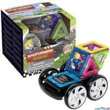 Magformers - R/C Motokáry, 13 ks  (na dálkové ovládání)