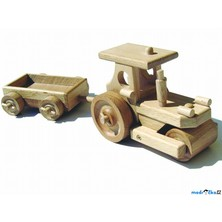 Ceeda Cavity - Parní válec s vozíkem
