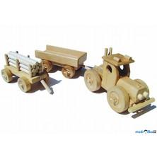 Ceeda Cavity - Traktor s vlečkou II. Velký