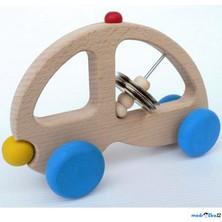 Hudba - Muzikální hračka, Auto s nerezovými činely (Makovský)