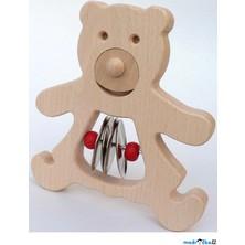 Hudba - Muzikální hračka, Medvědice s mosaznými činely (Makovský)
