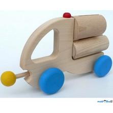 Hudba - Muzikální hračka, Auto se dvěma válci (Makovský)
