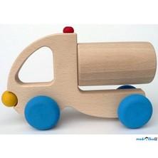Hudba - Muzikální hračka, Auto s hladkým válcem (Makovský)