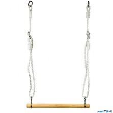 Hrazda - Dřevěná houpačka Trapeze (Legler)