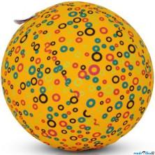 BubaBloon - Látkový nafukovací míč, Žlutý