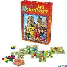 Společenská hra - Carcassonne děti