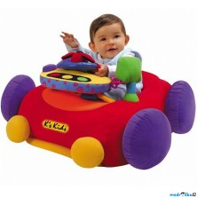 K's Kids - Velké látkové elektronické auto