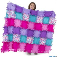 Tvoříme - Výroba fleecové deky (M&D)