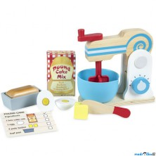 Kuchyň - Šlehač dětský dřevěný (M&D)
