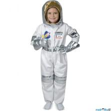 Kostým dětský - Astronaut komplet (M&D)