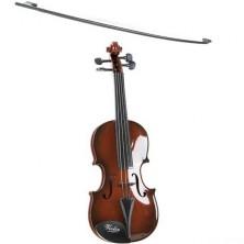 Hudba - Housle dětské plastové (Legler)