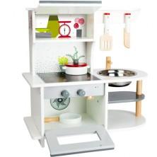Kuchyň - Dětská kuchyňka malá dřevěná Graceful (Legler)