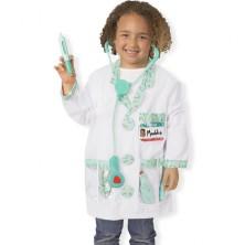 Kostým dětský - Doktor komplet (M&D)